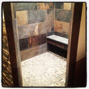 Our spa-like masterbath. It's *awesome.*