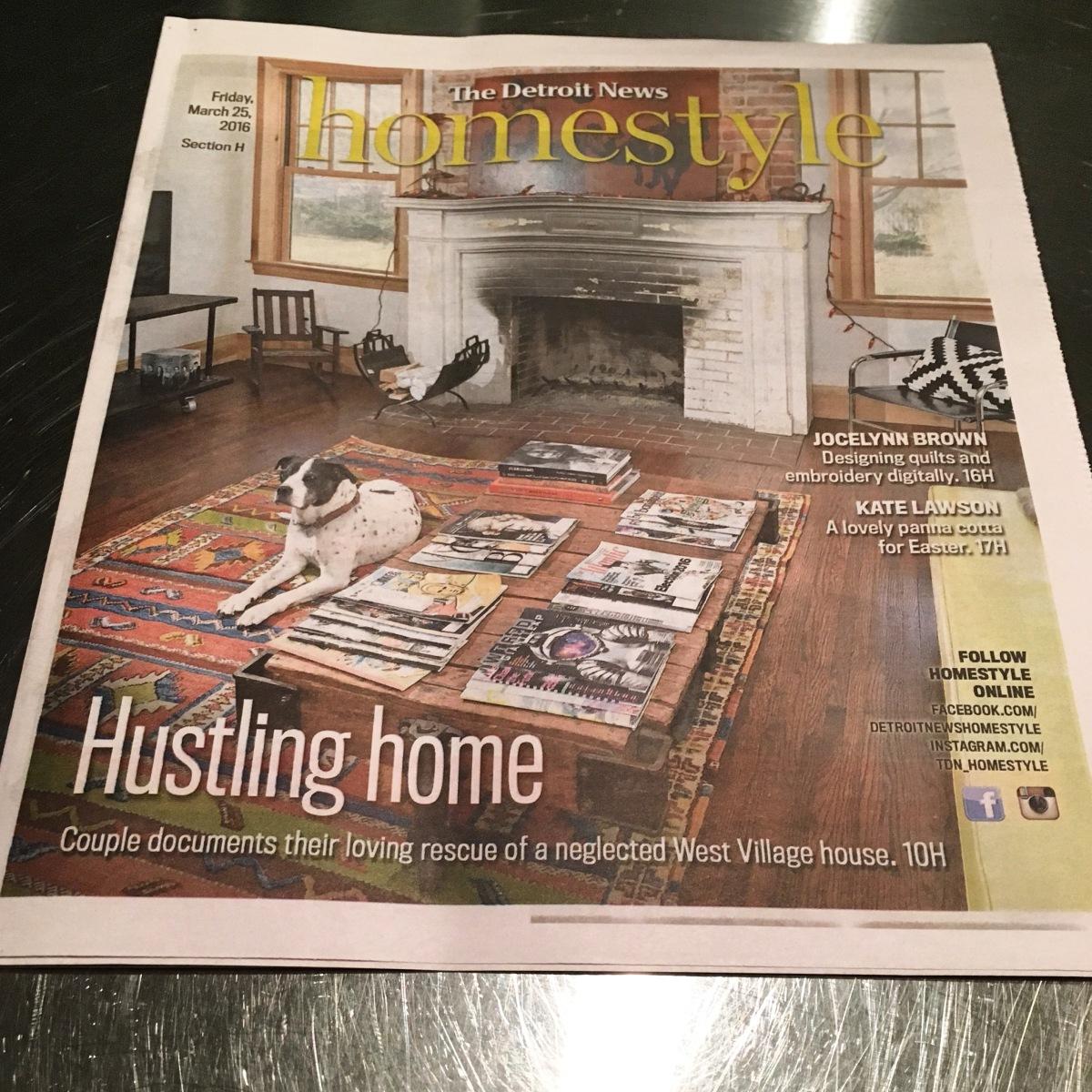 Hustling Home